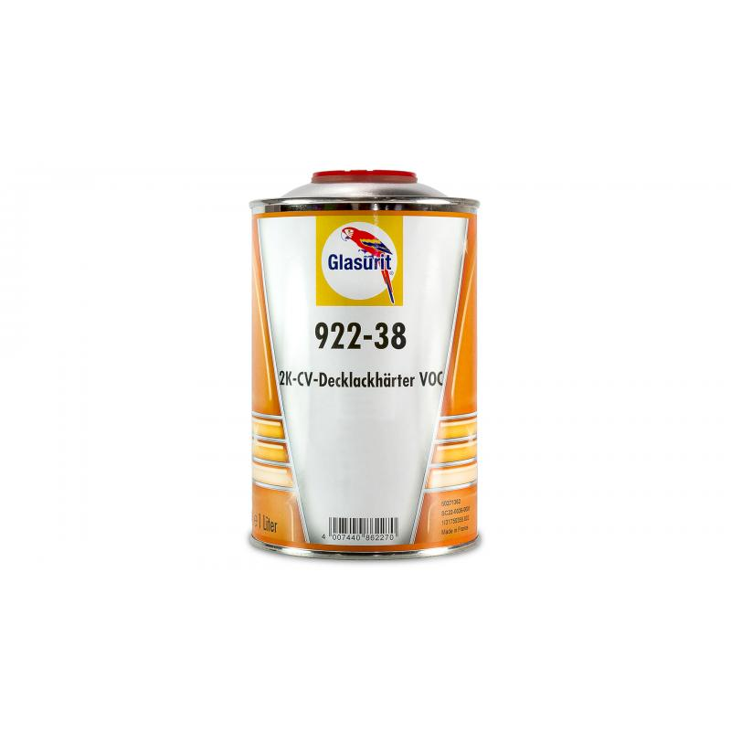 Glasurit 2K-CV Decklackhärter VOC, normal 1L  für Glasurit CV-Decklackreihe 68-