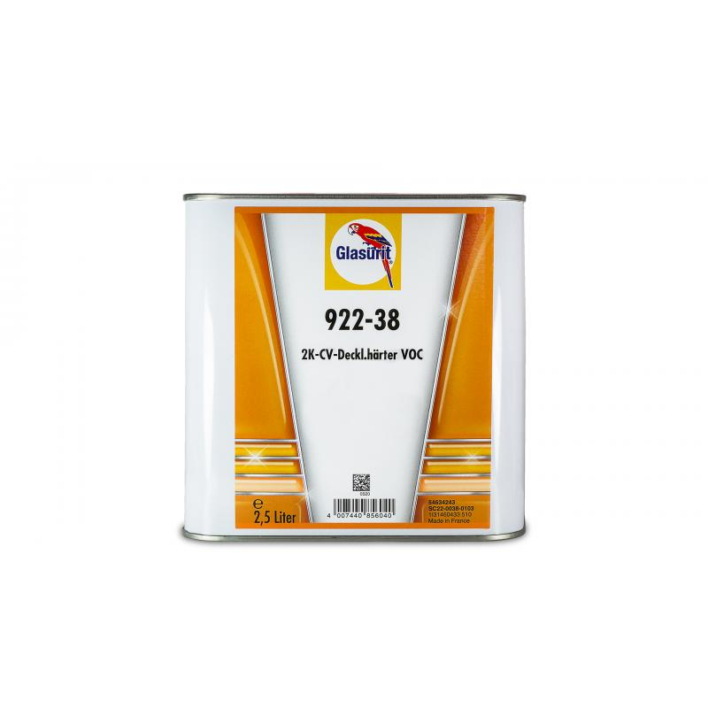 Glasurit 2K-CV Decklackhärter VOC, normal 2,5L  für Glasurit CV-Decklackreihe 68-