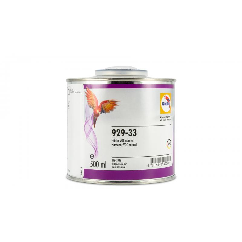 Glasurit 929-33 Härter VOC normal  0,5L